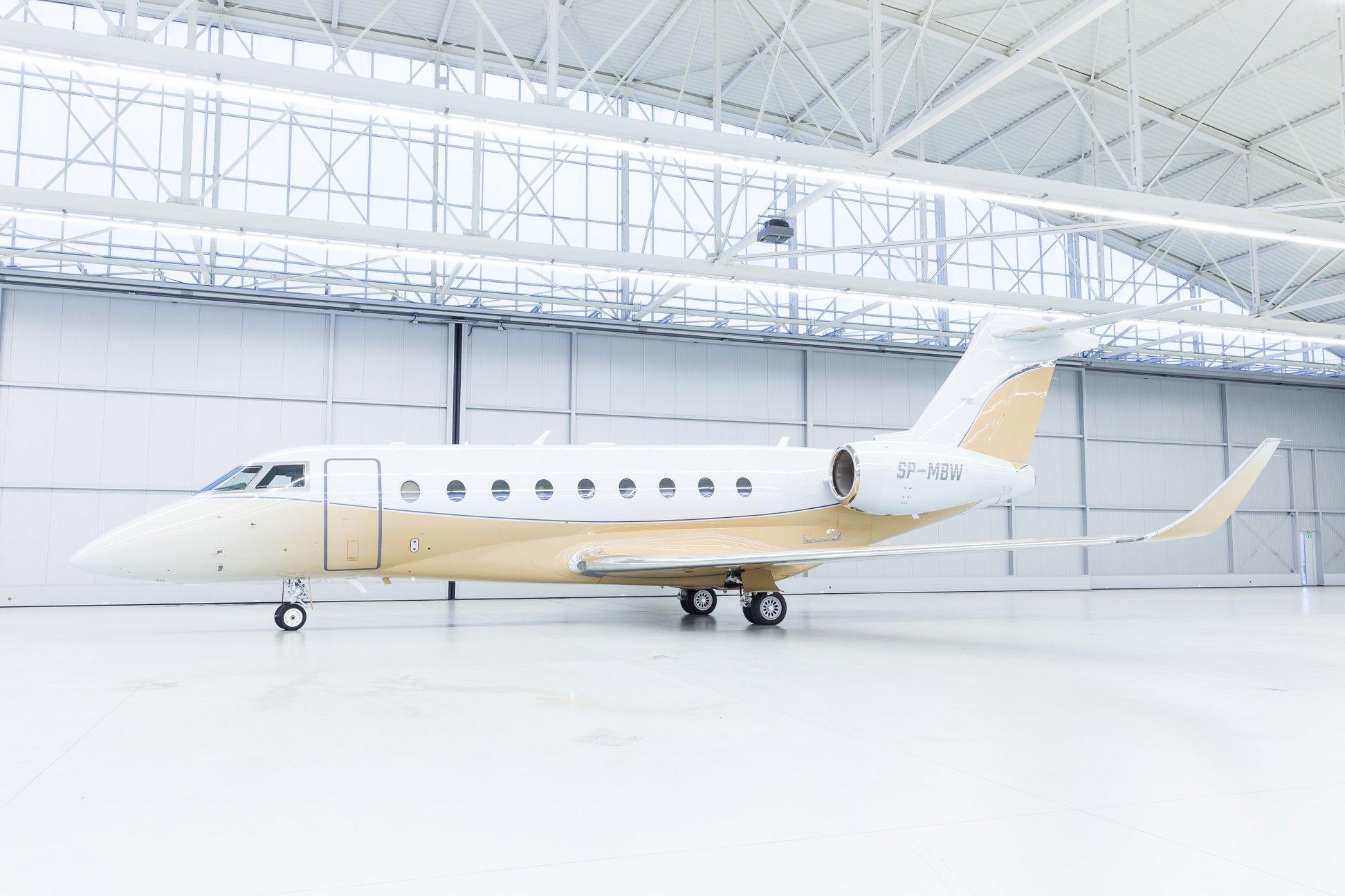 Drugi Gulfstream G280