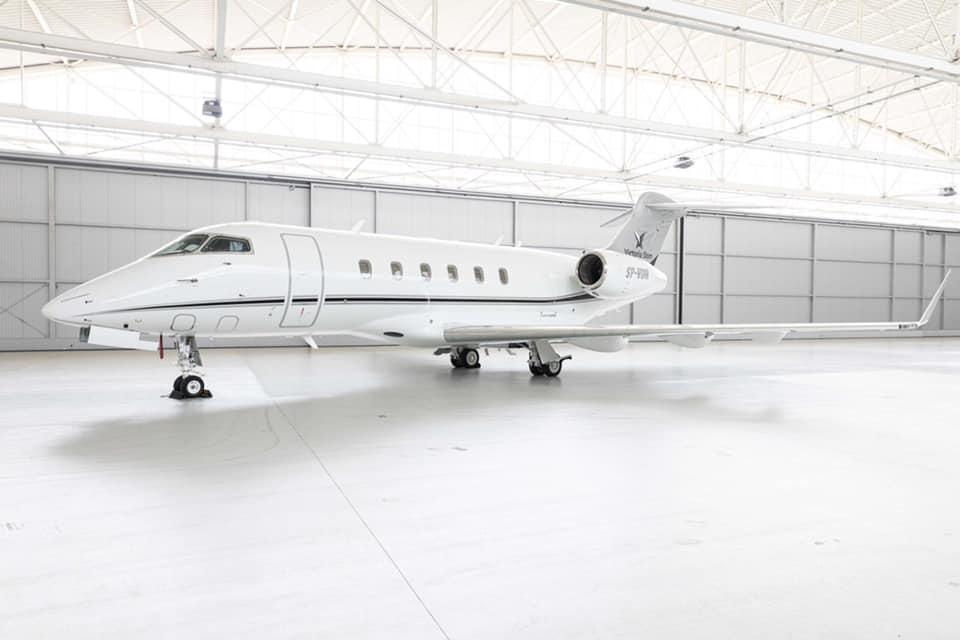 Bombardier CL300