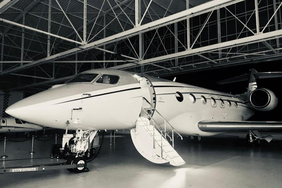 Gulfstream G600 – detale
